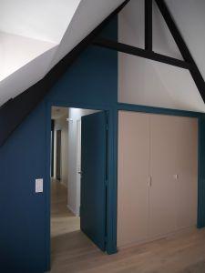Jahiel Vernac peintre en bâtiment à l'houmeau Réhabilitation de logements