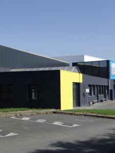 Extérieur - Pole aéronautique Rochefort
